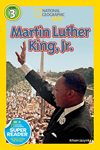 9781426310874: National Geographic Readers: Martin Luther King, Jr.