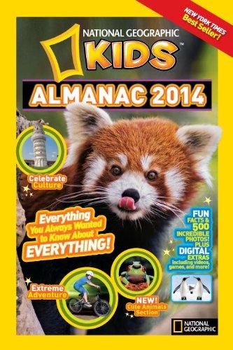 9781426311185: National Geographic Kids Almanac 2014 (National Geographic Kids Almanac (Quality))