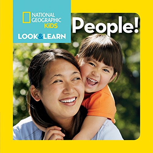 9781426311222: National Geographic Kids Look and Learn: People! (Look & Learn)