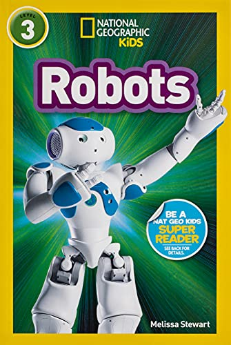 9781426313448: National Geographic Readers: Robots