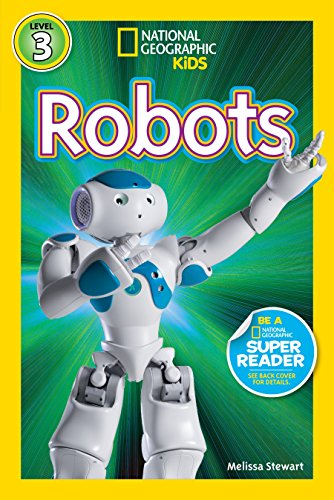 9781426313455: National Geographic Readers: Robots