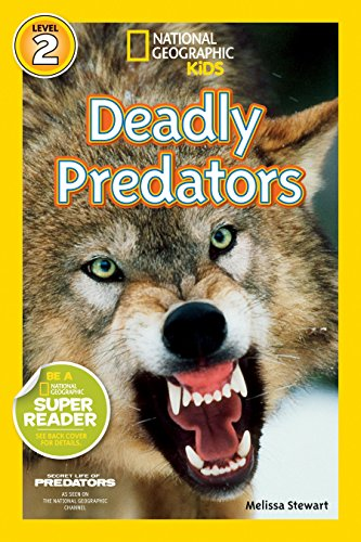 9781426313479: National Geographic Readers: Deadly Predators
