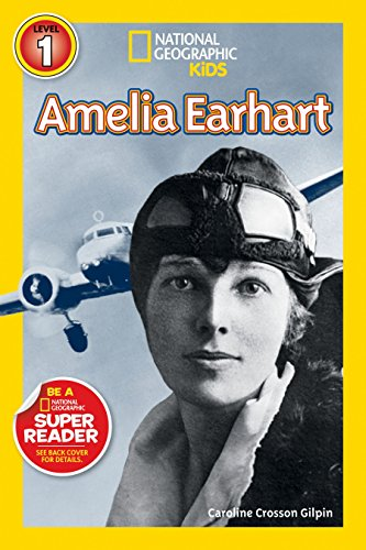 9781426313509: National Geographic Readers: Amelia Earhart (Readers Bios)