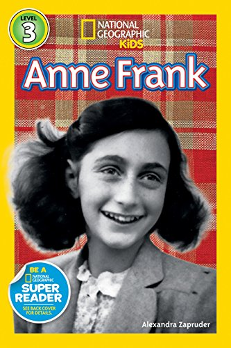 9781426313523: Anne Frank (National Geographic Kids, Level 3)