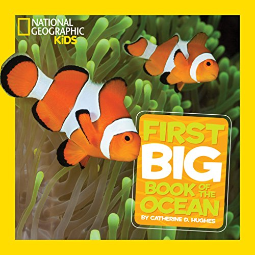 National Geographic Kids First Big Book of the Ocean (Hardcover): Catherine D. Hughes