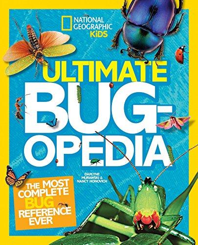 9781426313776: Ultimate Bugopedia (National Geographic Kids)