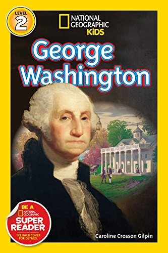 9781426314681: National Geographic Readers: George Washington (Readers Bios)