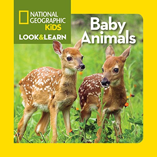 9781426314827: National Geographic Kids Look and Learn: Baby Animals