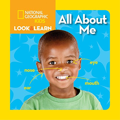 9781426314834: National Geographic Kids Look and Learn: All About Me (Look & Learn)
