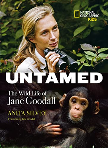 9781426315183: Untamed: The Wild Life of Jane Goodall (Biography)
