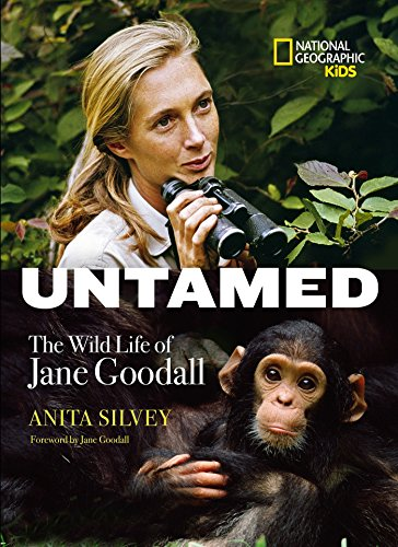 9781426315190: Untamed: The Wild Life of Jane Goodall