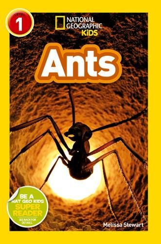 9781426315763: Ants (National Geographic Readers)