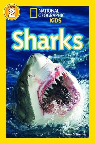 9781426315794: Sharks (National Geographic Readers)