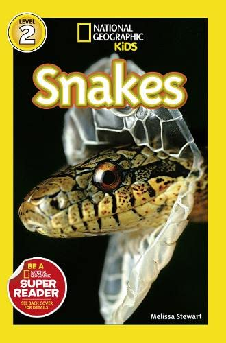 Snakes (National Geographic Readers): Stewart, Melissa