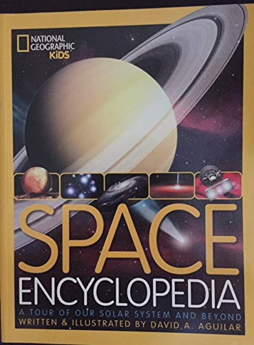 9781426316296: Space Encyclopedia: A Tour of Our Solar System and Beyond