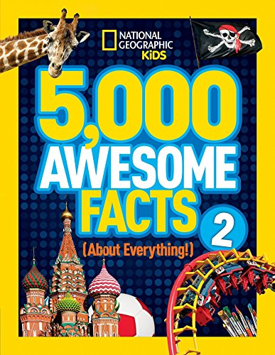 9781426316968: 5,000 Awesome Facts (about Everything!) 2
