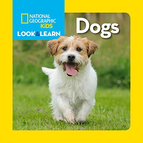 9781426317057: National Geographic Kids Look and Learn: Dogs (Look & Learn)