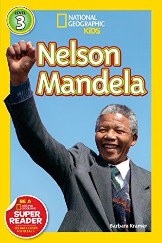 National Geographic Readers: Nelson Mandela (Readers Bios)