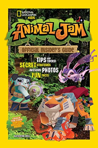 9781426317798: Animal Jam: Official Insider's Guide