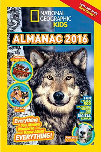 National Geographic Kids Almanac 2016: National Geographic Kids