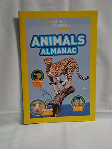 9781426319686: National Geographic Kids Animals Almanac