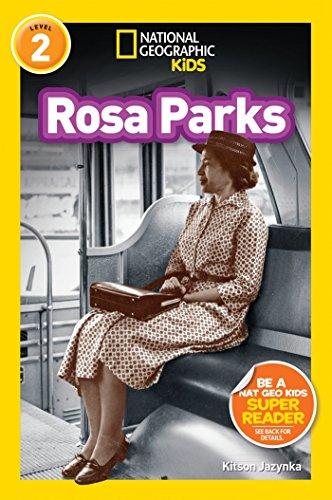 National Geographic Readers: Rosa Parks (Readers BIOS): Jazynka, Kitson