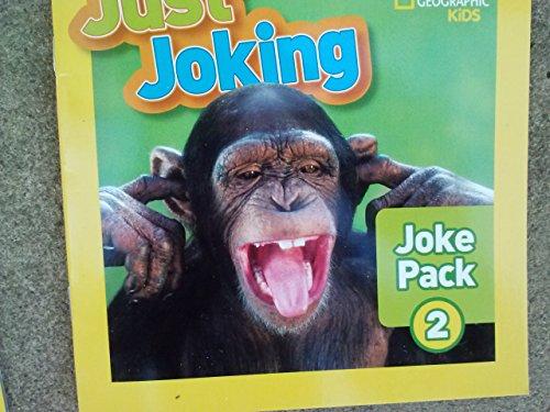 National Geographic Kids Just Joking Joke Pack: n/a