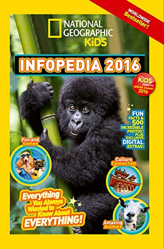 9781426322440: Infopedia 2016: Everything You Always Wanted to Know About Everything
