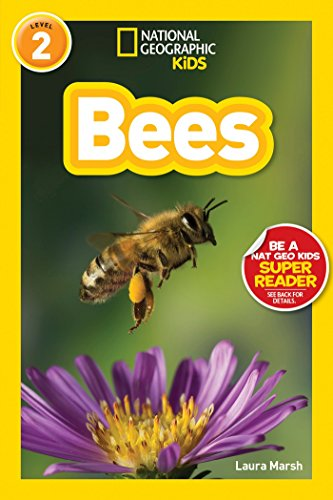 9781426322815: National Geographic Readers: Bees