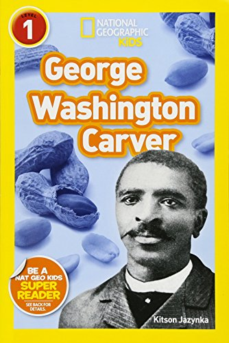 9781426322853: National Geographic Readers: George Washington Carver (Readers Bios)