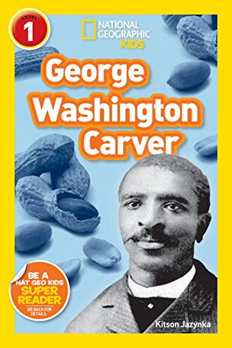 9781426322860: National Geographic Readers: George Washington Carver (Readers Bios)