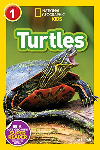 9781426322938: National Geographic Readers: Turtles