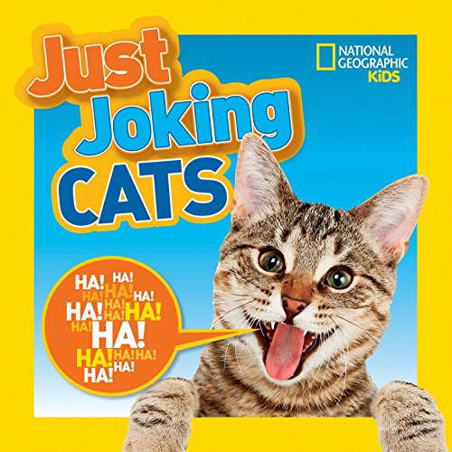 9781426323287: National Geographic Kids Just Joking Cats