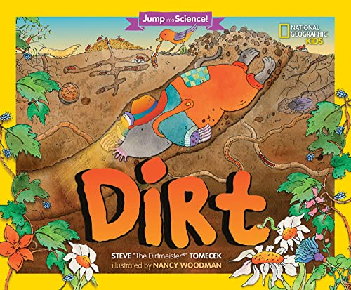 9781426323621: Jump Into Science: Dirt (Jump Into Science )