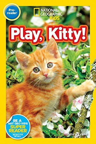 9781426324093: National Geographic Readers: Play, Kitty!