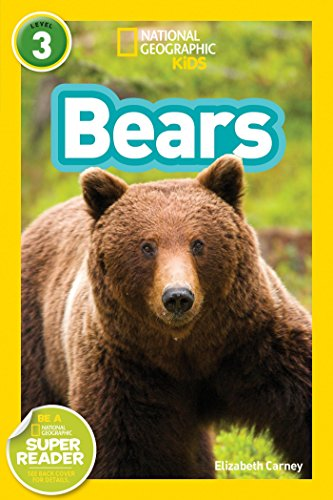 9781426324444: National Geographic Readers: Bears