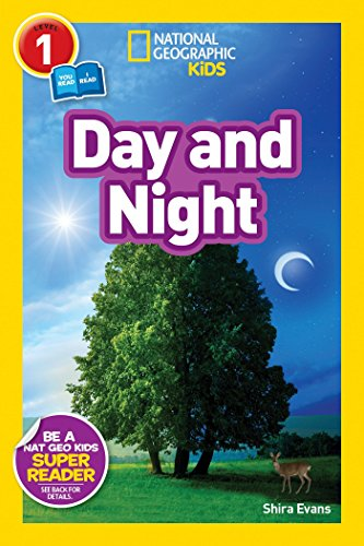 9781426324710: National Geographic Readers: Day and Night