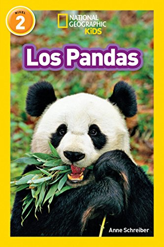 National Geographic Readers: Los Pandas (