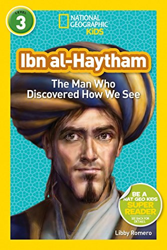 9781426325007: National Geographic Readers: Ibn al-Haytham: The Man Who Discovered How We See (Readers Bios)