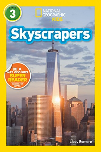 9781426326813: National Geographic Readers: Skyscrapers (Level 3)