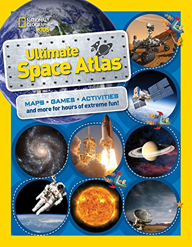 9781426328022: National Geographic Kids Ultimate Space Atlas