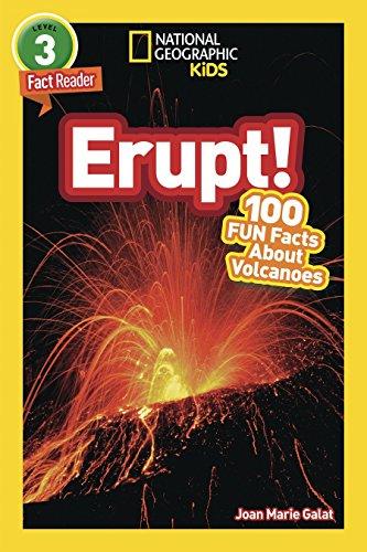9781426329104: National Geographic Kids Readers: Erupt! (National Geographic Kids Readers: Level 3)