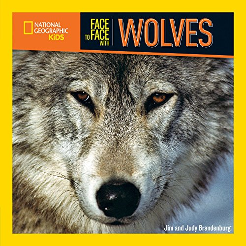 9781426330568: Face to Face with Wolves (Face to Face with Animals)