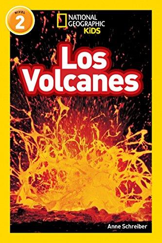 9781426332296: National Geographic Kids Readers: Los Volcanes (L2) (Readers)