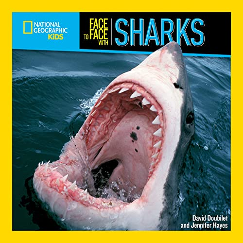 9781426332593: Face to Face with Sharks (Face to Face with Animals)