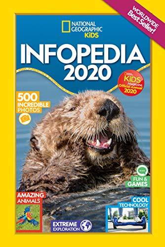 9781426334283: National Geographic Kids Infopedia 2020