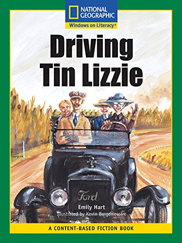 9781426350030: Content-Based Readers Fiction Fluent (Social Studies): Driving Tin Lizzie