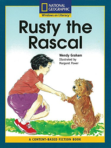 9781426350283: Content-Based Readers Fiction Fluent Plus (Social Studies): Rusty the Rascal