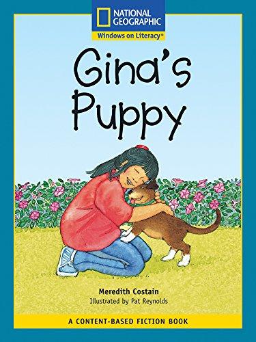 Content-Based Readers Fiction Fluent Plus (Science): Gina's Puppy (Content-Based Readers, ...