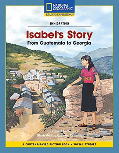 Content-Based Chapter Books Fiction (Social Studies: Immigration): National Geographic Learning